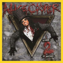 Welcome 2 My Nightmare by Alice Cooper