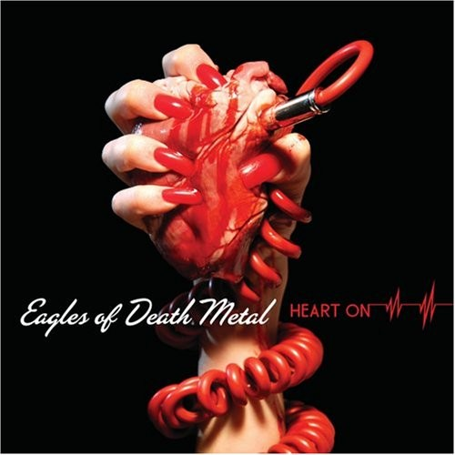 Eagles of Death Metal Anything 'Cept the Truth Artwork